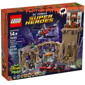 lego 76052 batman den klassiska tv serien batcave