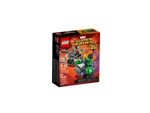 lego 76066 maktiga mikromodeller hulken mot ultron