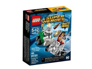 lego 76070 maktiga mikromodeller wonder woman mot doomsday