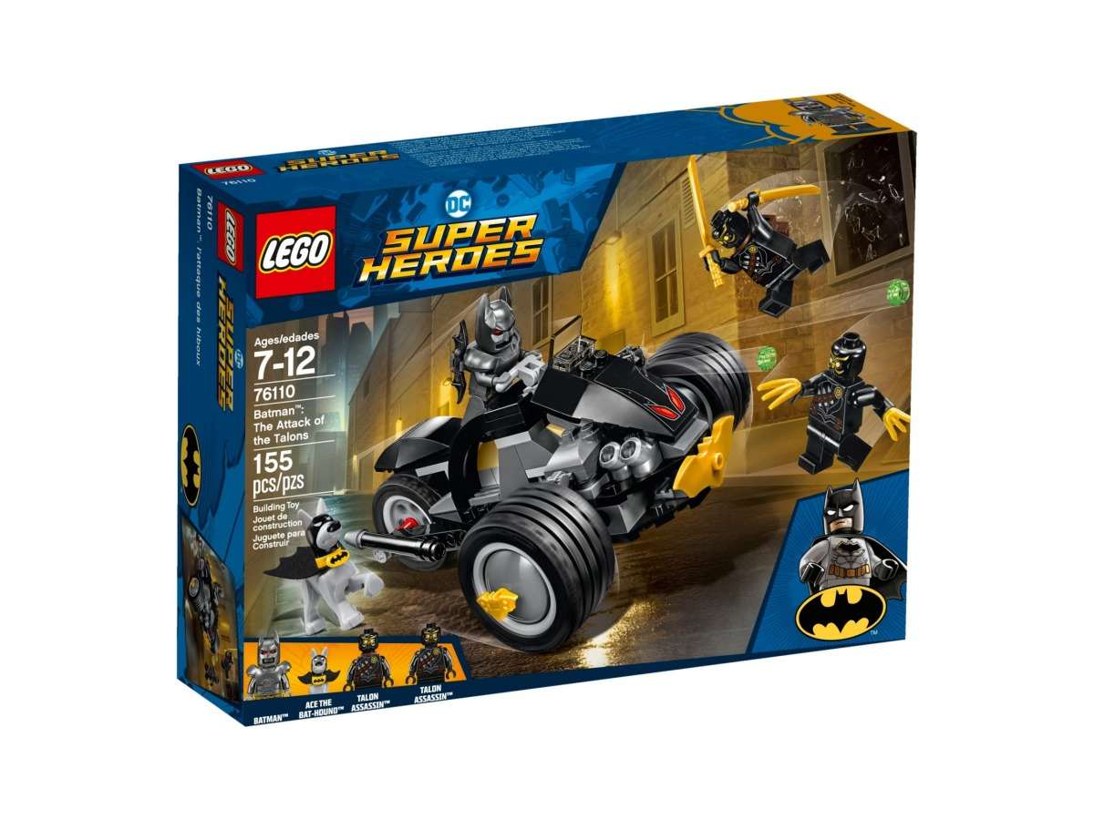 lego 76110 batman the attack of the talons scaled