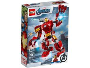 lego 76140 iron mans robot