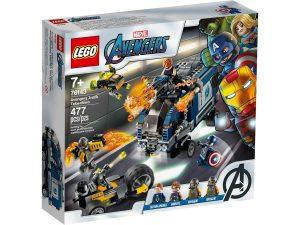 lego 76143 avengers lastbilsattack