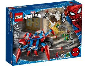 lego 76148 spider man mot doc ock