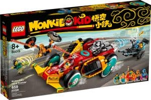lego 80015 monkie kids molnroadster