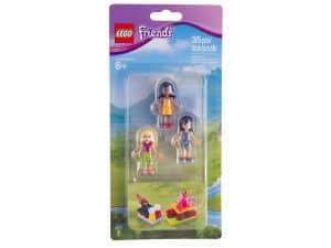 lego 853556 friends lagerset med minidockor