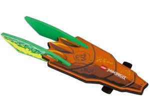 lego 853688 ninjago klo med tidsklingor