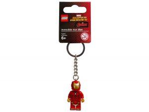 lego 853706 nyckelring invincible iron man