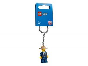 lego 853816 bergspolisen nyckelring