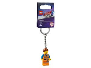 lego 853867 emmet nyckelring