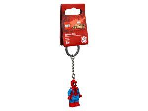 lego 853950 spider man nyckelring