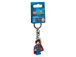 lego 853952 superman nyckelring