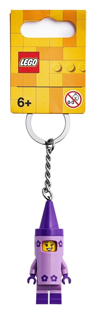 lego 853995 nyckelring med krittjejen scaled