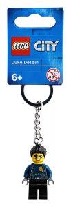 lego 854005 nyckelring med duke detain