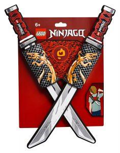 lego 854034 ninjago korslagda katanasvard