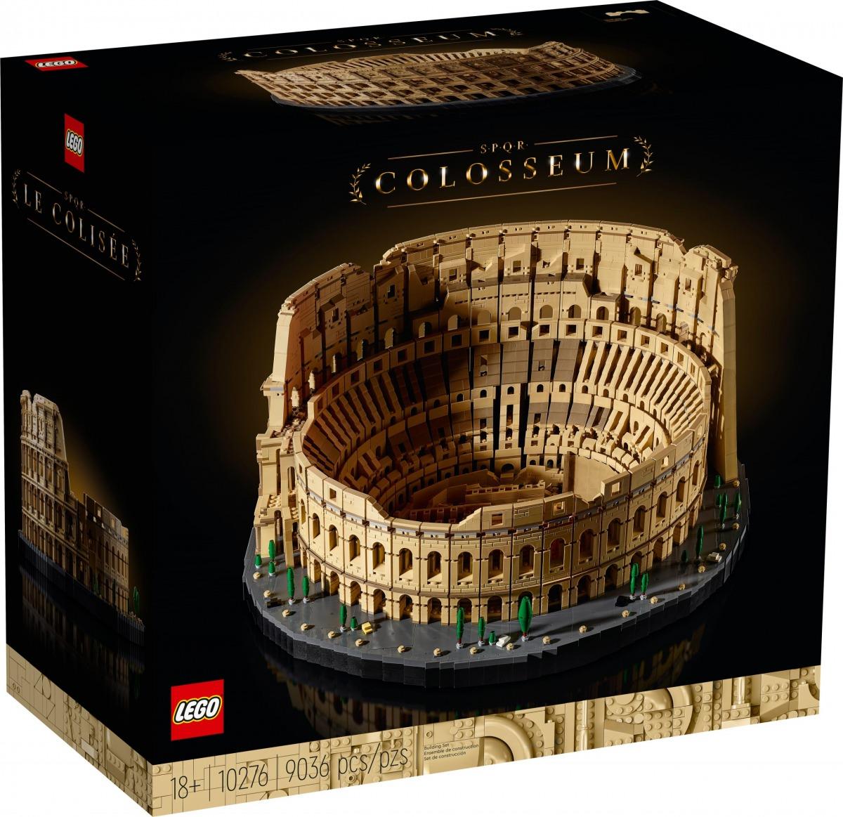 LEGO 10276 Roman Colosseum