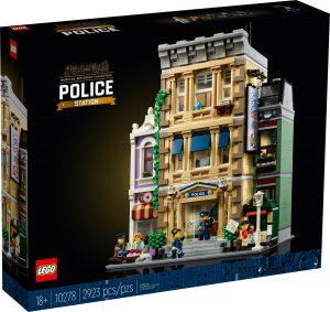 LEGO 10278 Polisstation