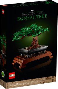 LEGO 10281 Bonsaiträd