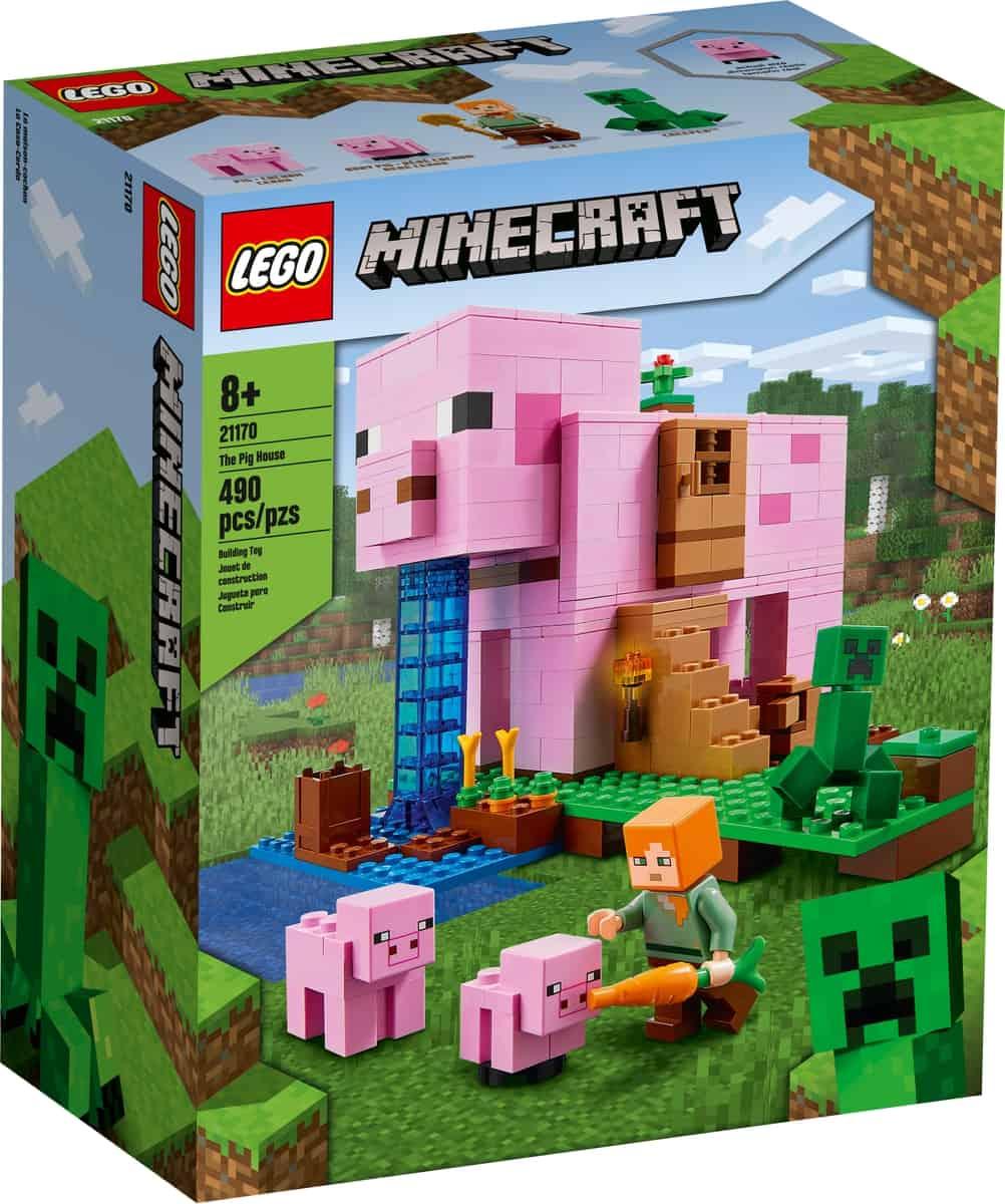 lego 21170 grishuset