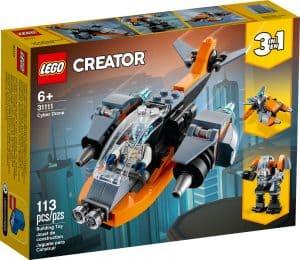lego 31111 cyberdronare