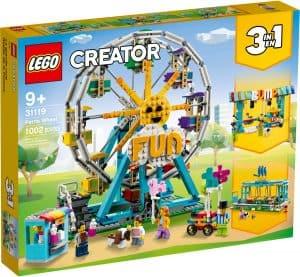 LEGO 31119 Pariserhjul - 20210517