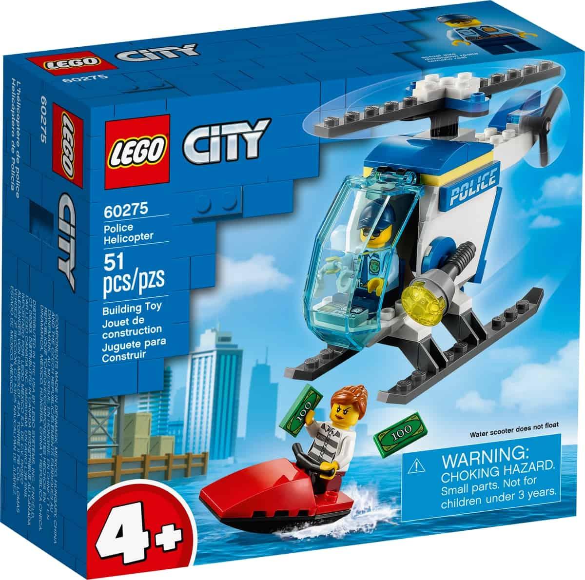 lego 60275 polishelikopter