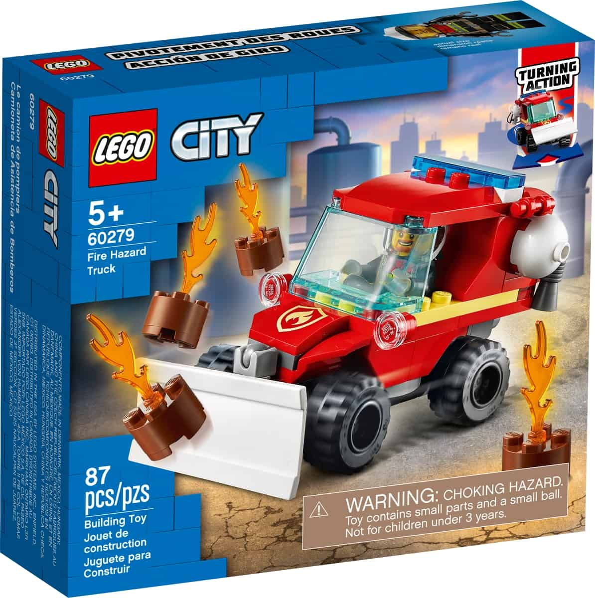 lego 60279 brandbil