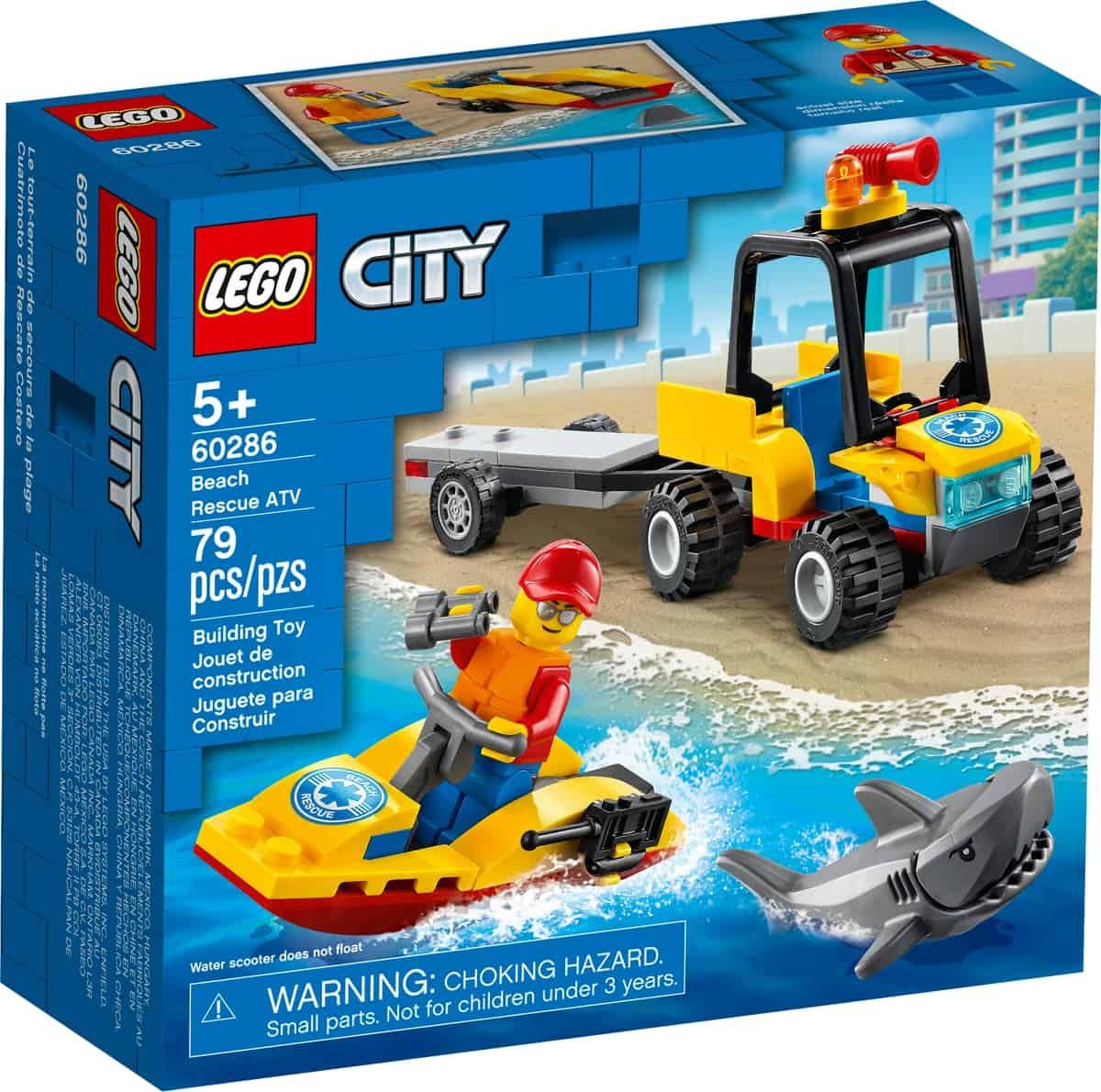 lego 60286 strandraddningsfyrhjuling
