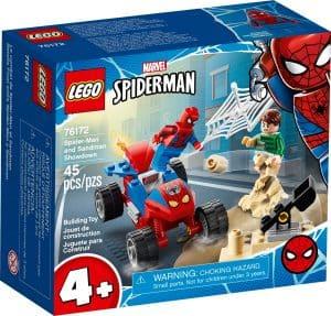 lego 76172 spider man och sandmans uppgorelse