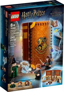 lego 76382 hogwarts ogonblick lektion i forvandlingskonst