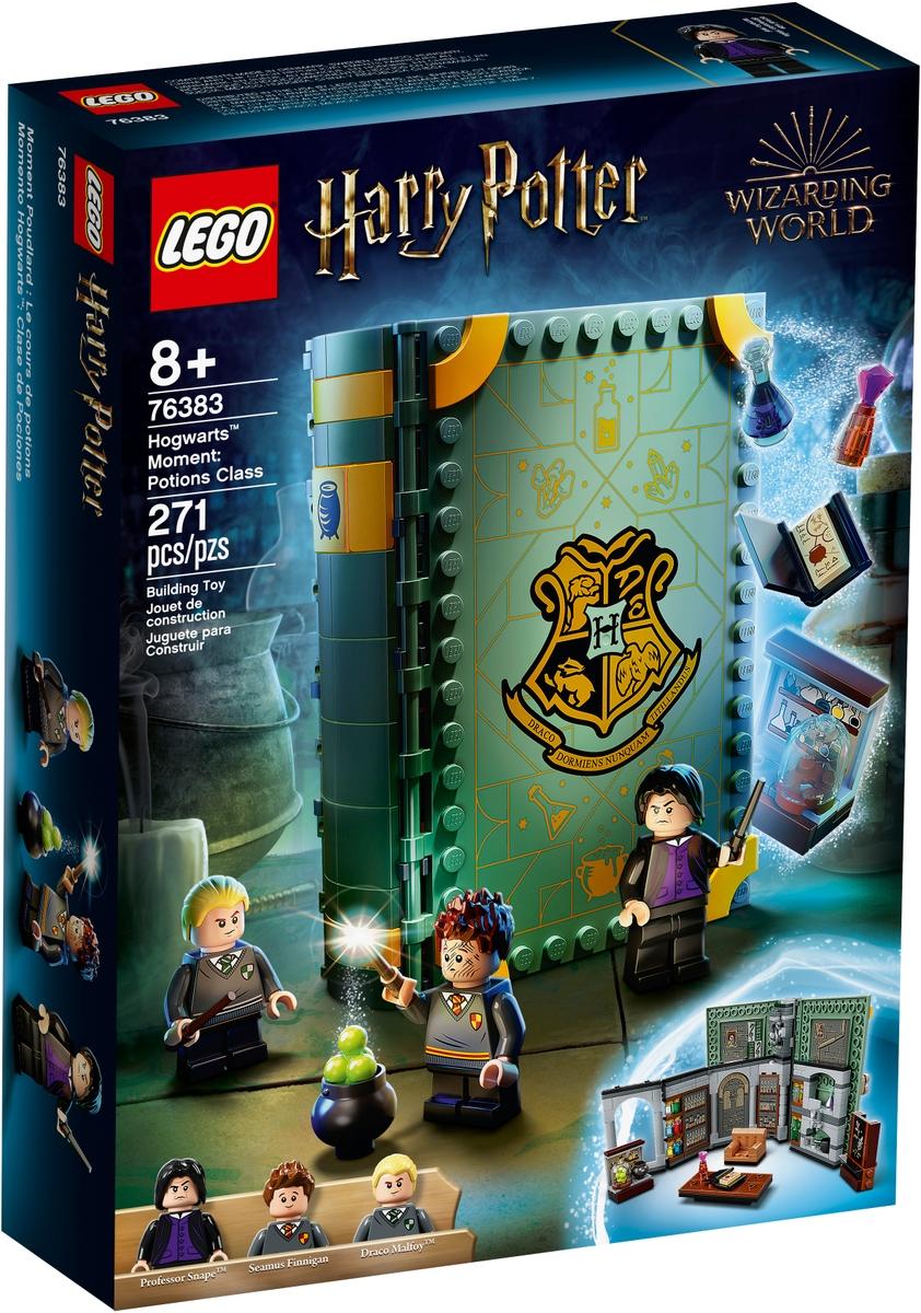 lego 76383 hogwarts ogonblick lektion i trolldryckskonst