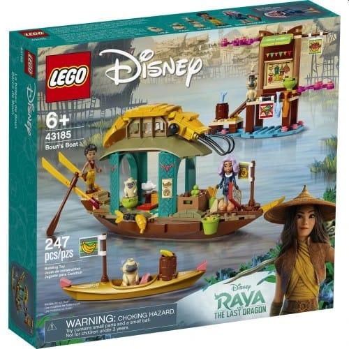 LEGO 43185 Boun's Boat