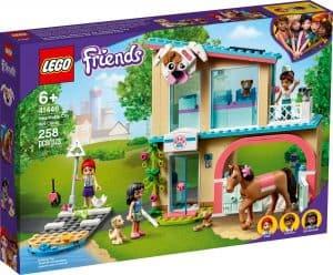 lego 41446 heartlake citys veterinarklinik
