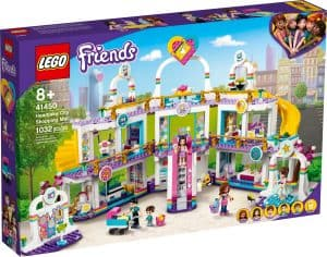 lego 41450 heartlake citys galleria