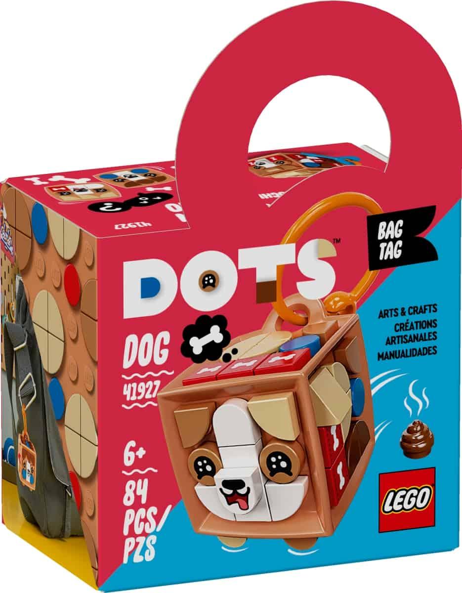 lego 41927 bagagetagg hund