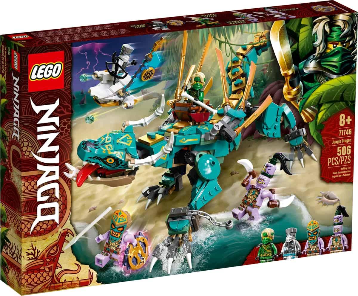 lego 71746 djungeldrake