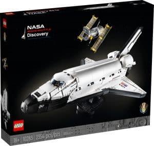 lego 10283 nasa rymdfarjan discovery