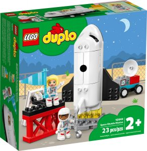 lego 10944 uppdrag med rymdfarja