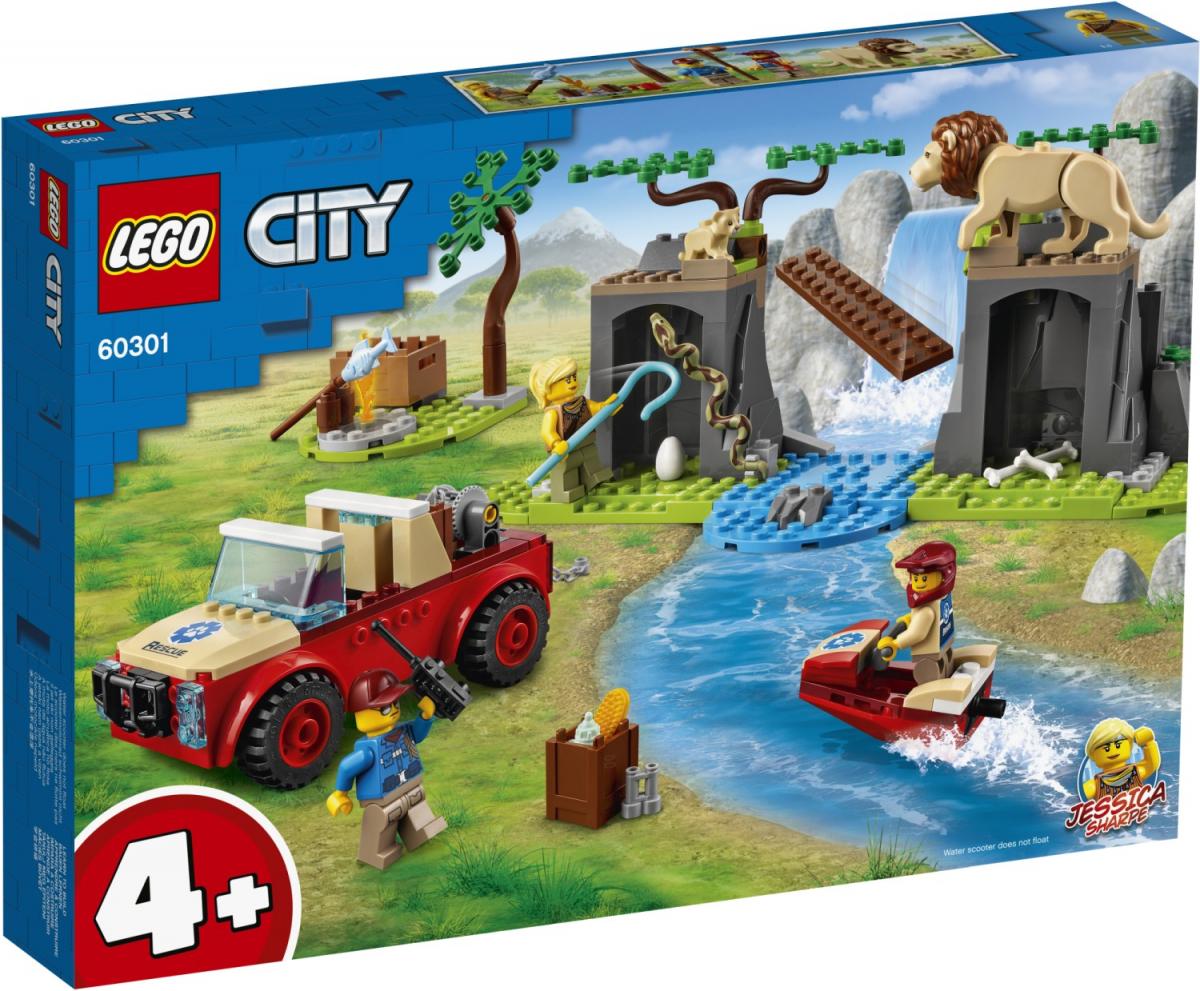LEGO 60301 Wildlife Rescue Off-Roader - 20210502