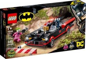 lego 76188 batmobile fran den klassiska tv serien batman