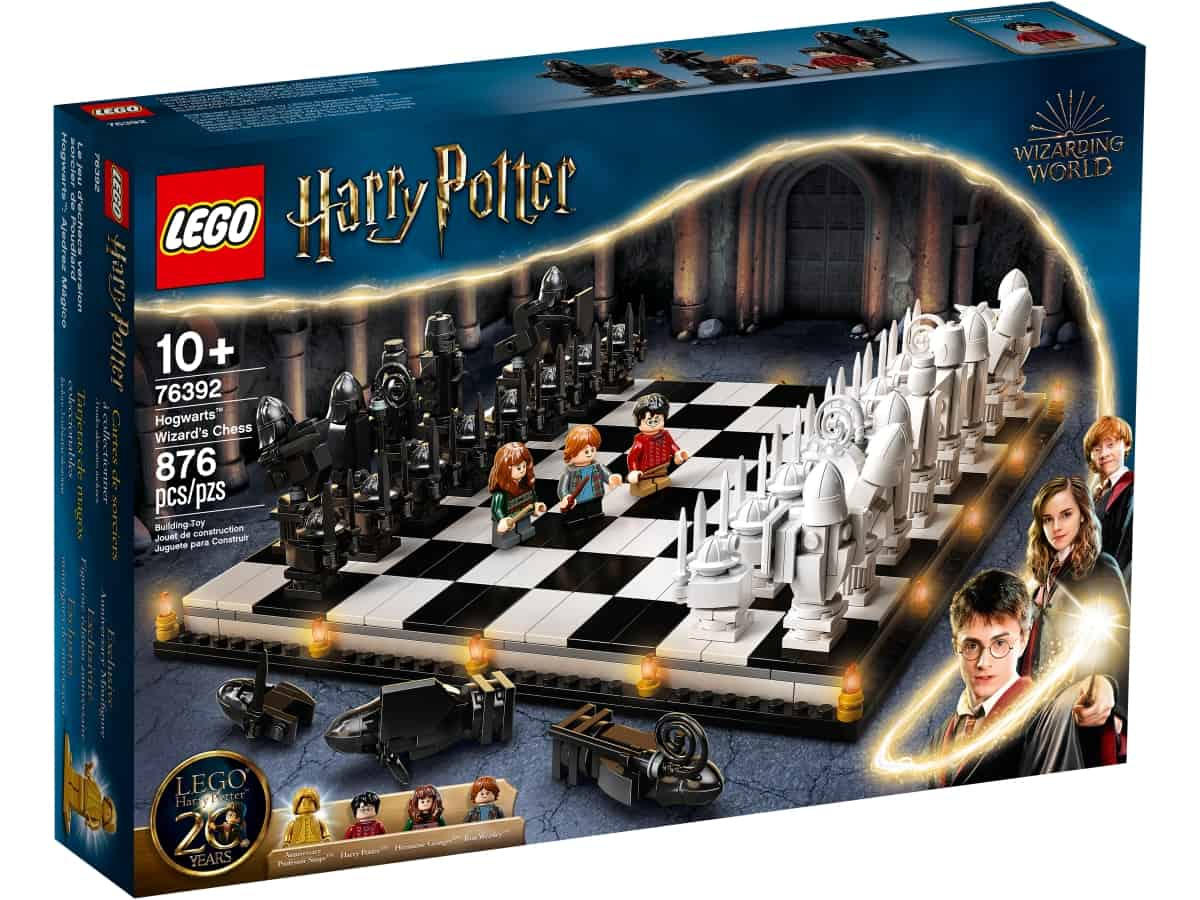 lego 76392 hogwarts trollkarlsschack