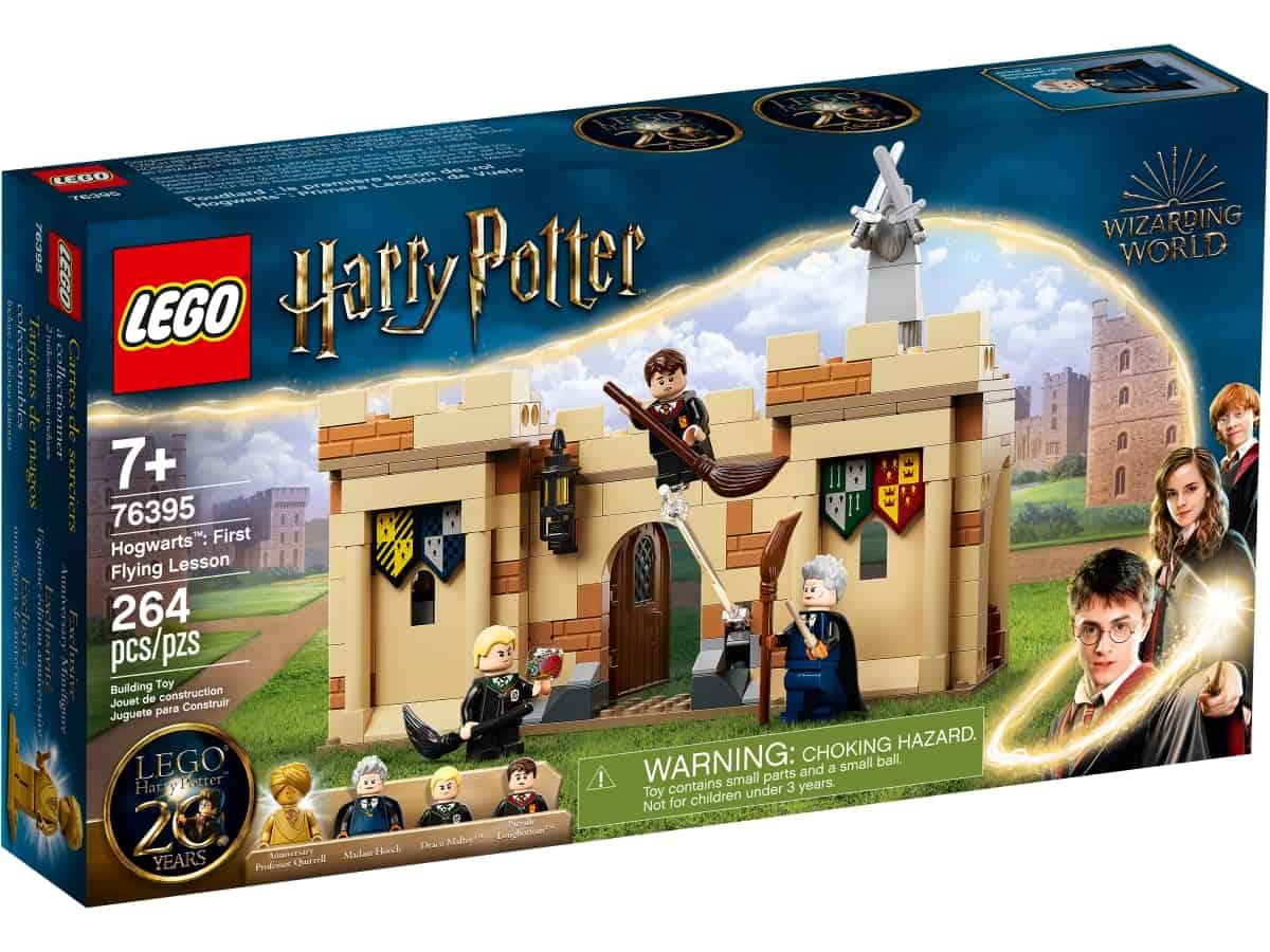 lego 76395 hogwarts forsta flyglektionen