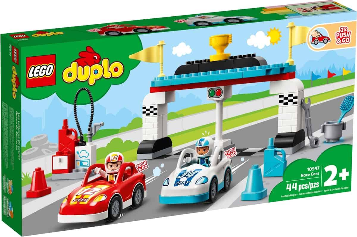 lego 10947 racerbilar