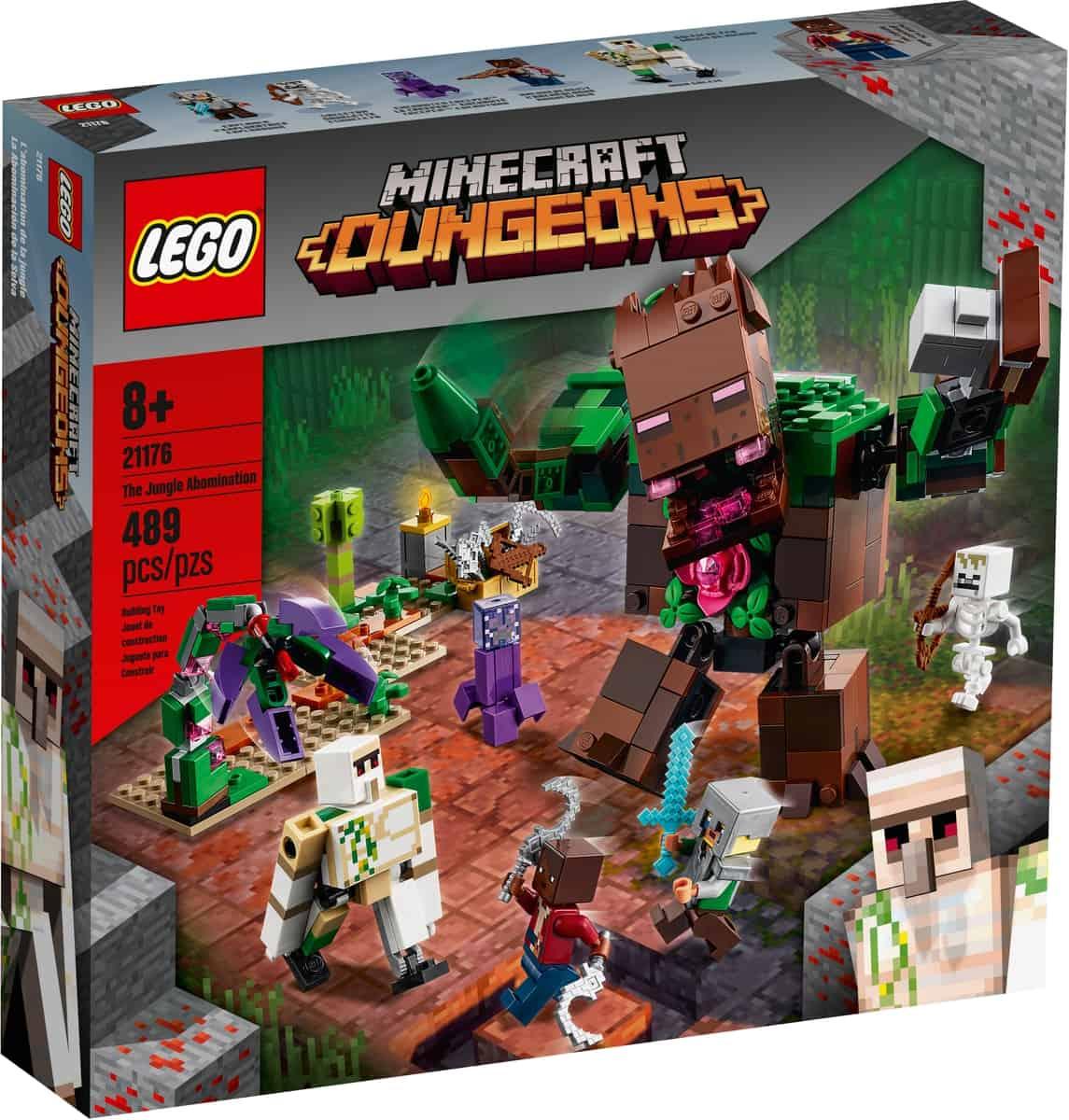lego 21176 djungelns styggelse