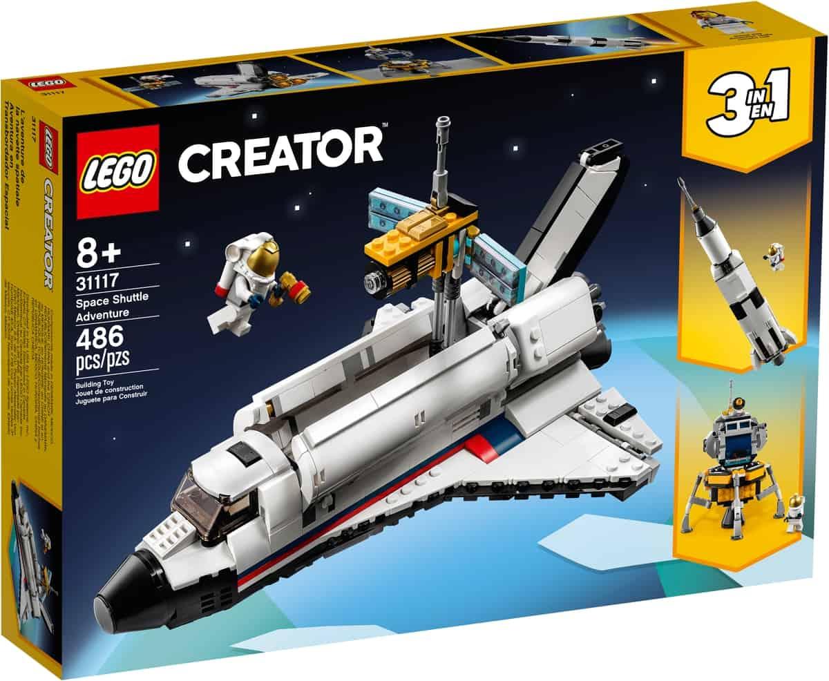 lego 31117 rymdfarjeaventyr