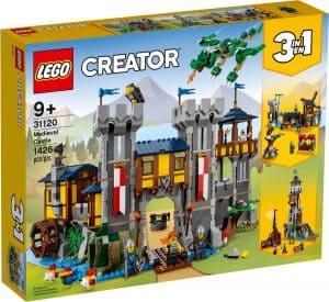 lego 31120 medeltida slott