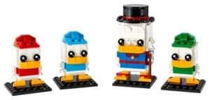 LEGO 40477 Dagobert Duck, Knatte, Fnatte och Tjatte - 20210503