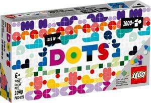 lego 41935 massor av dots