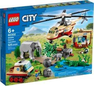 lego 60302 djurraddningsinsats