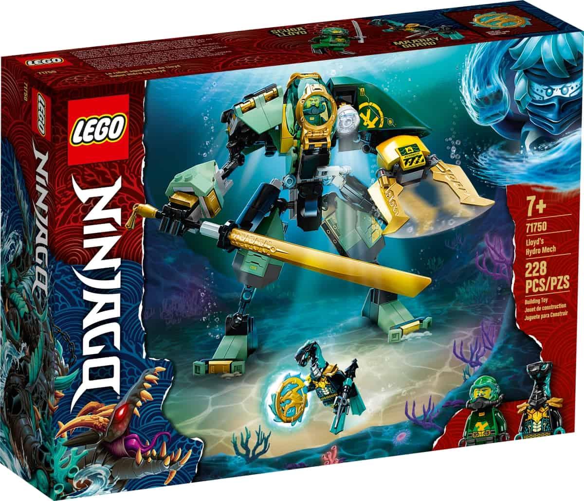 lego 71750 lloyds vattenrobot