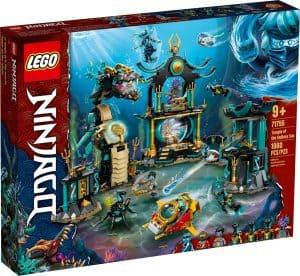 lego 71755 det oandliga havets tempel